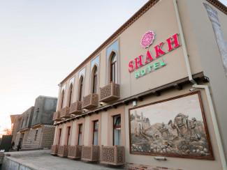 Гостиница Shakh - Image