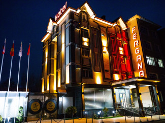 Hotel Fergana - Image