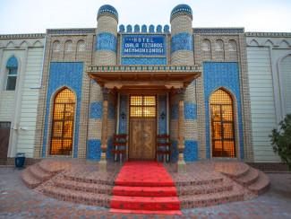 Гостиница Кибла Тозабог - Image