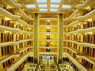 Registan Plaza Hotel - Image