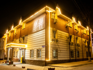 Hotel Orzu  - Image