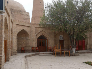 Silk Road Caravan Sarai - Image