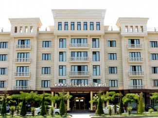 Akhsikent Hotel - Image
