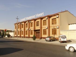 Grand Mumtoz Hotel - Image