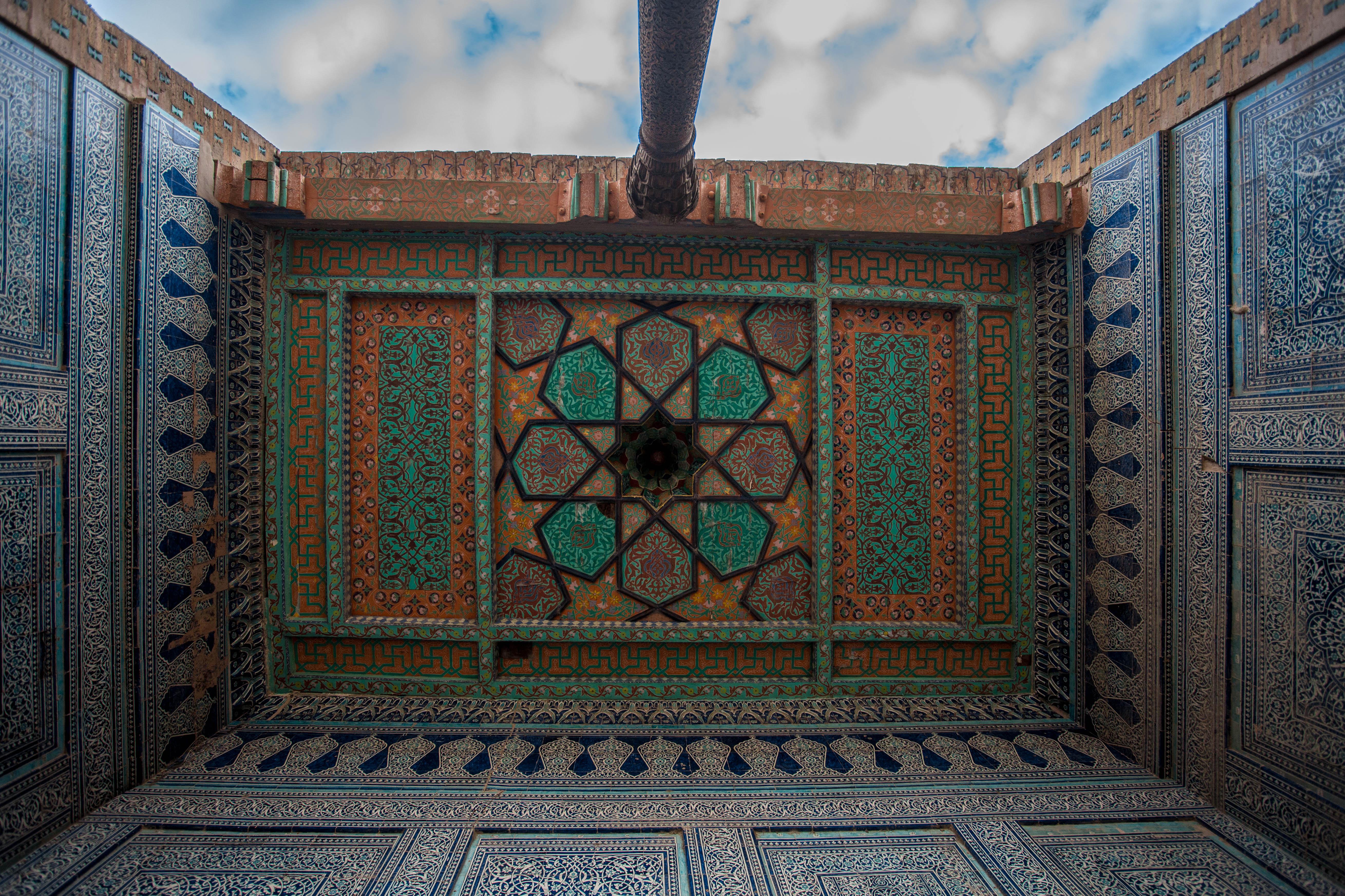 Узбекские ремесла, являющие миру необычайную красоту.